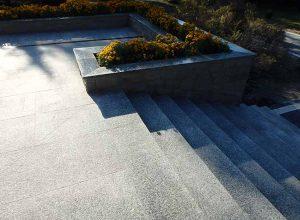 Okładziny kamienne schodów